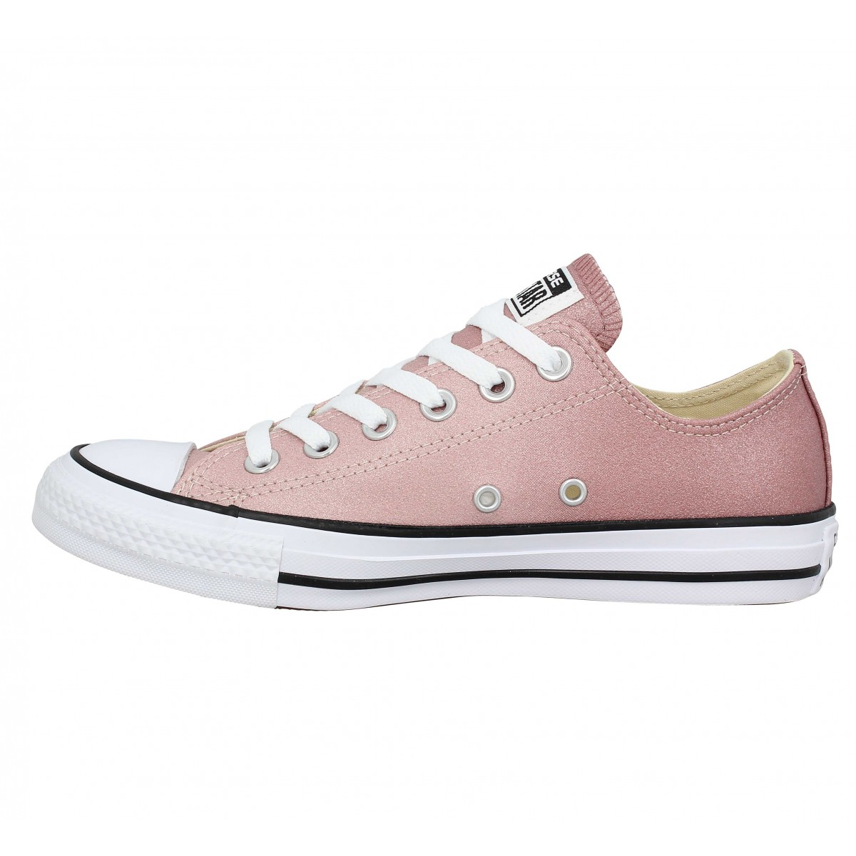 CONVERSE Chuck Taylor All Star paillettes Femme Saddle