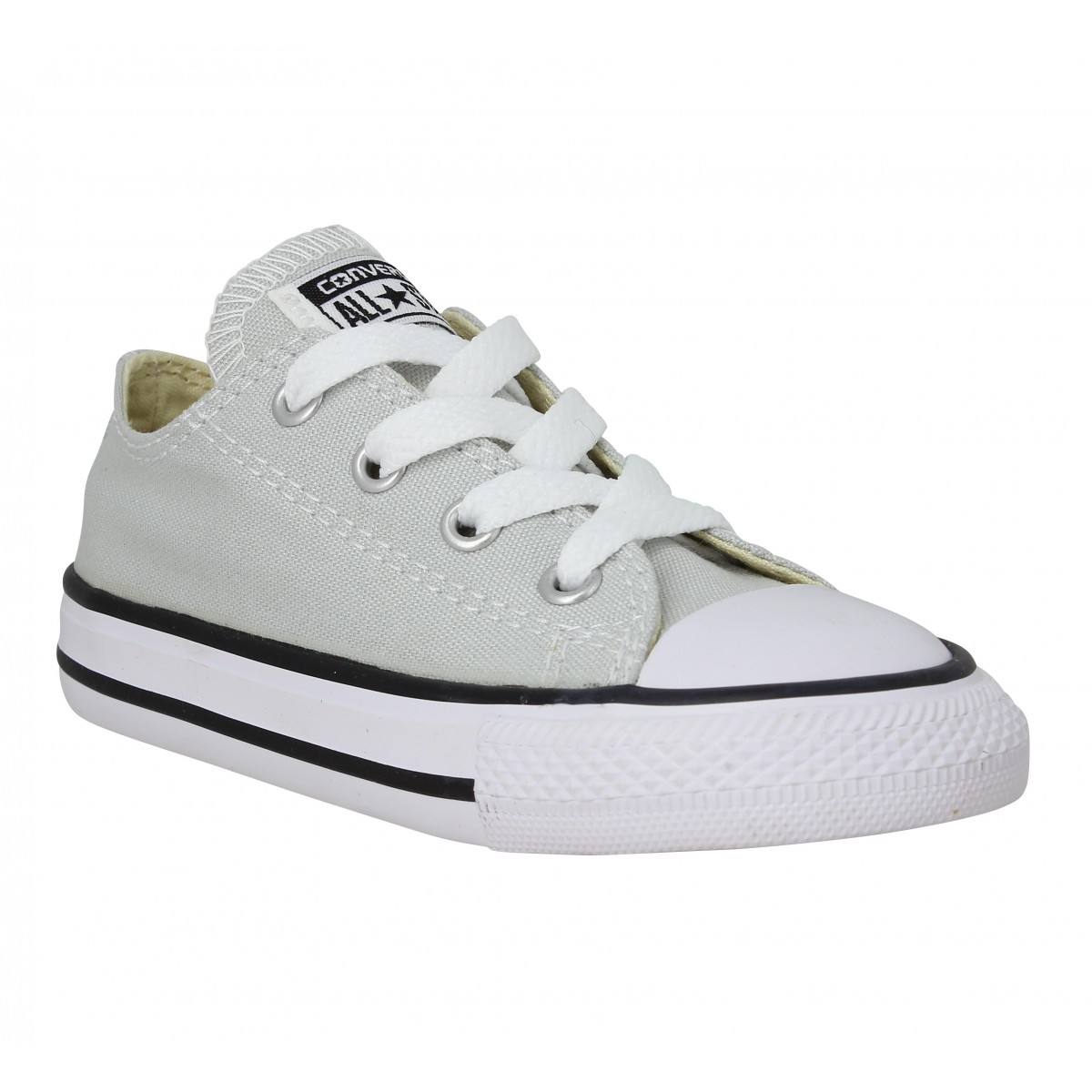 Baskets CONVERSE Chuck Taylor All Star toile Enfant Mousse