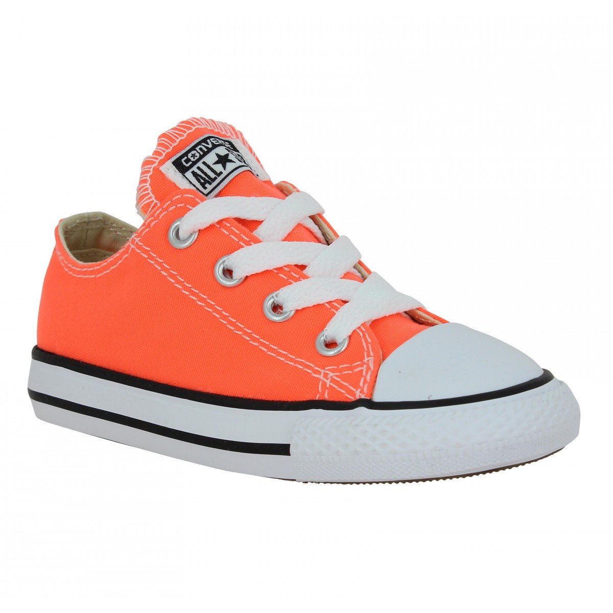 basket converse orange