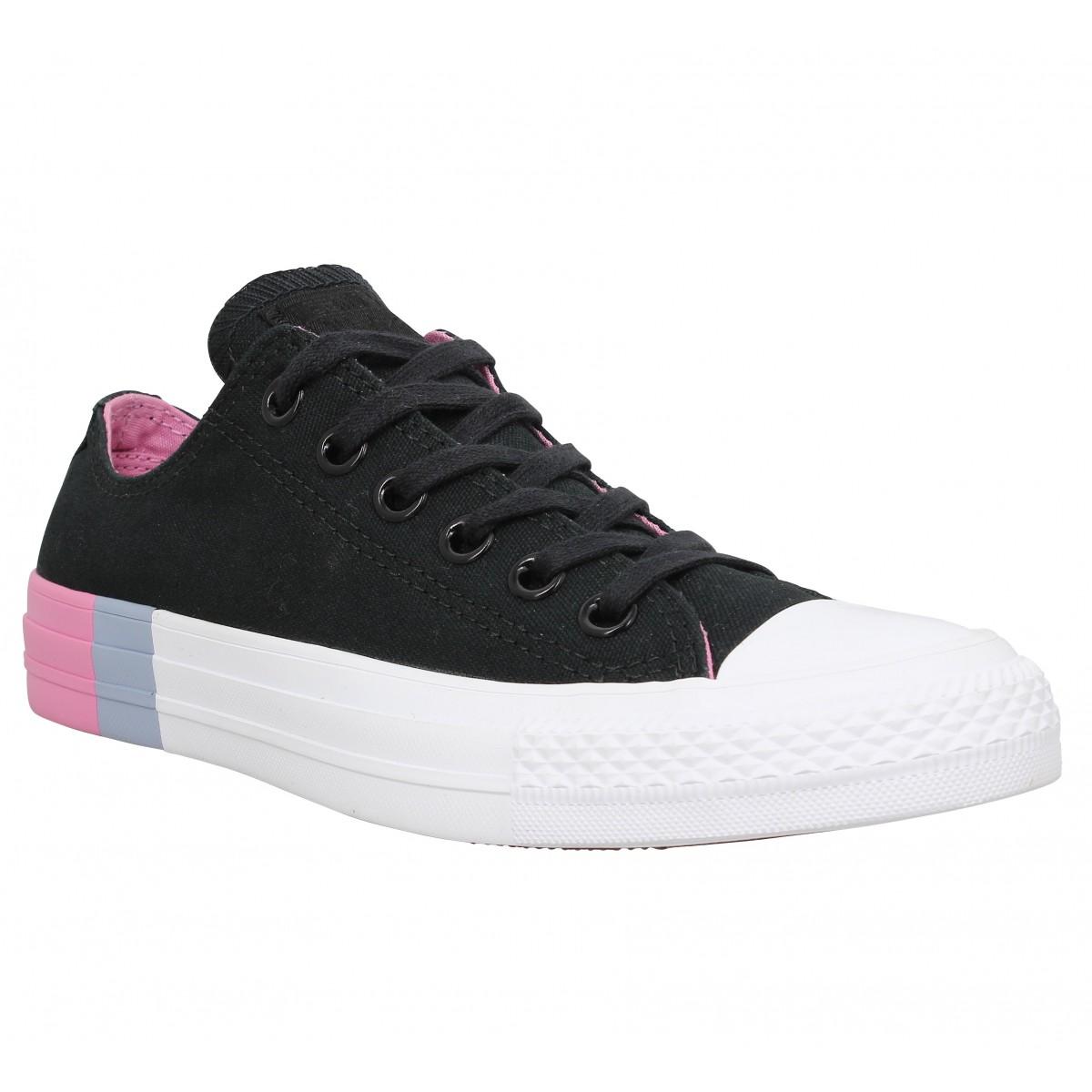 Baskets CONVERSE Chuck Taylor All Star toile Femme Black Orchidee