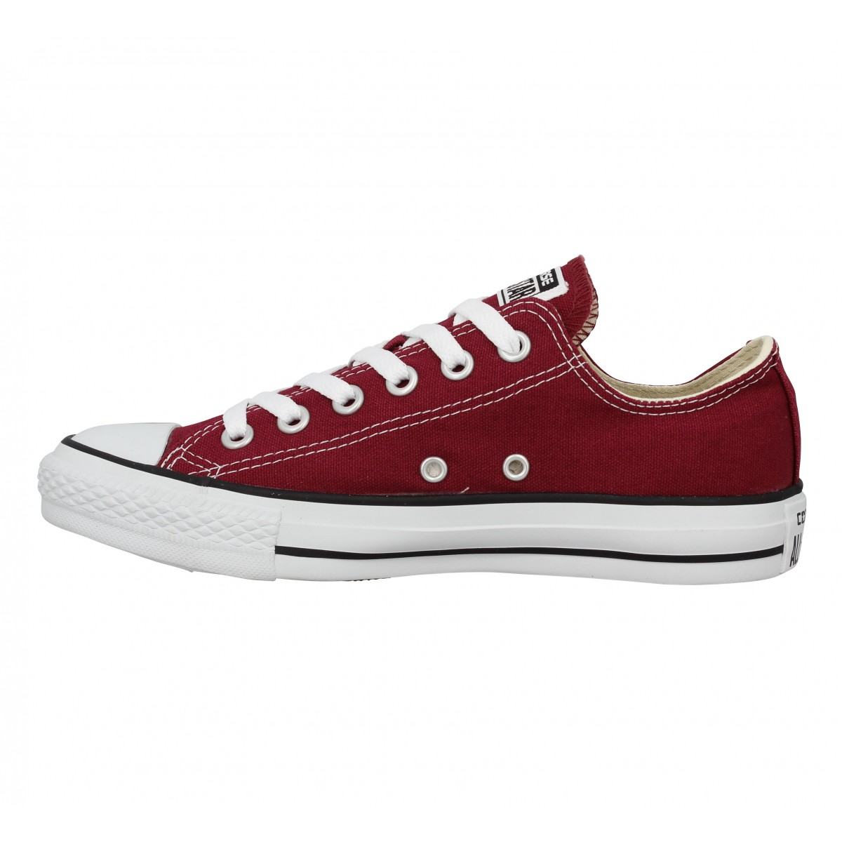 converse bordeaux femme all star