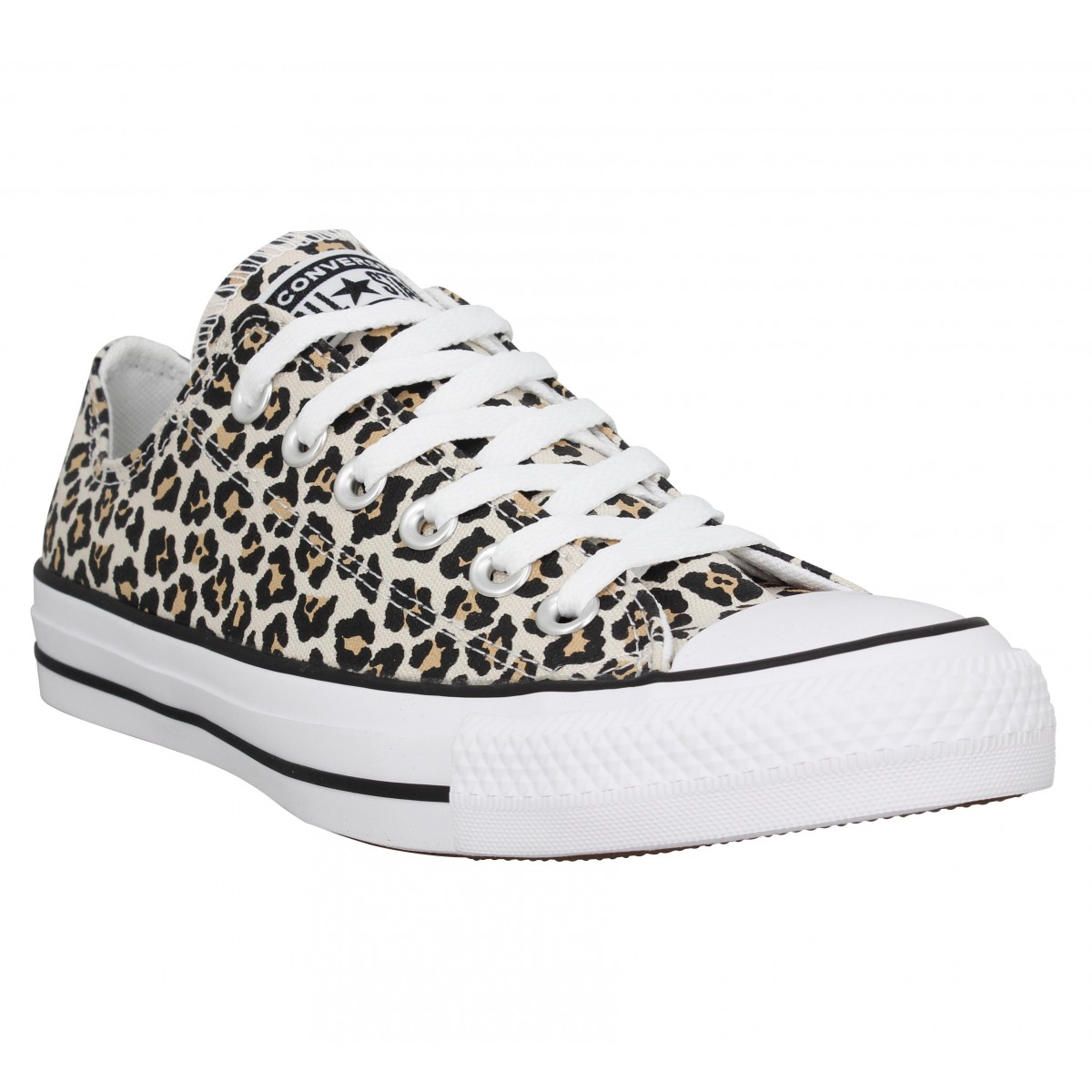 Baskets CONVERSE Chuck Taylor All Star toile Femme Fawn
