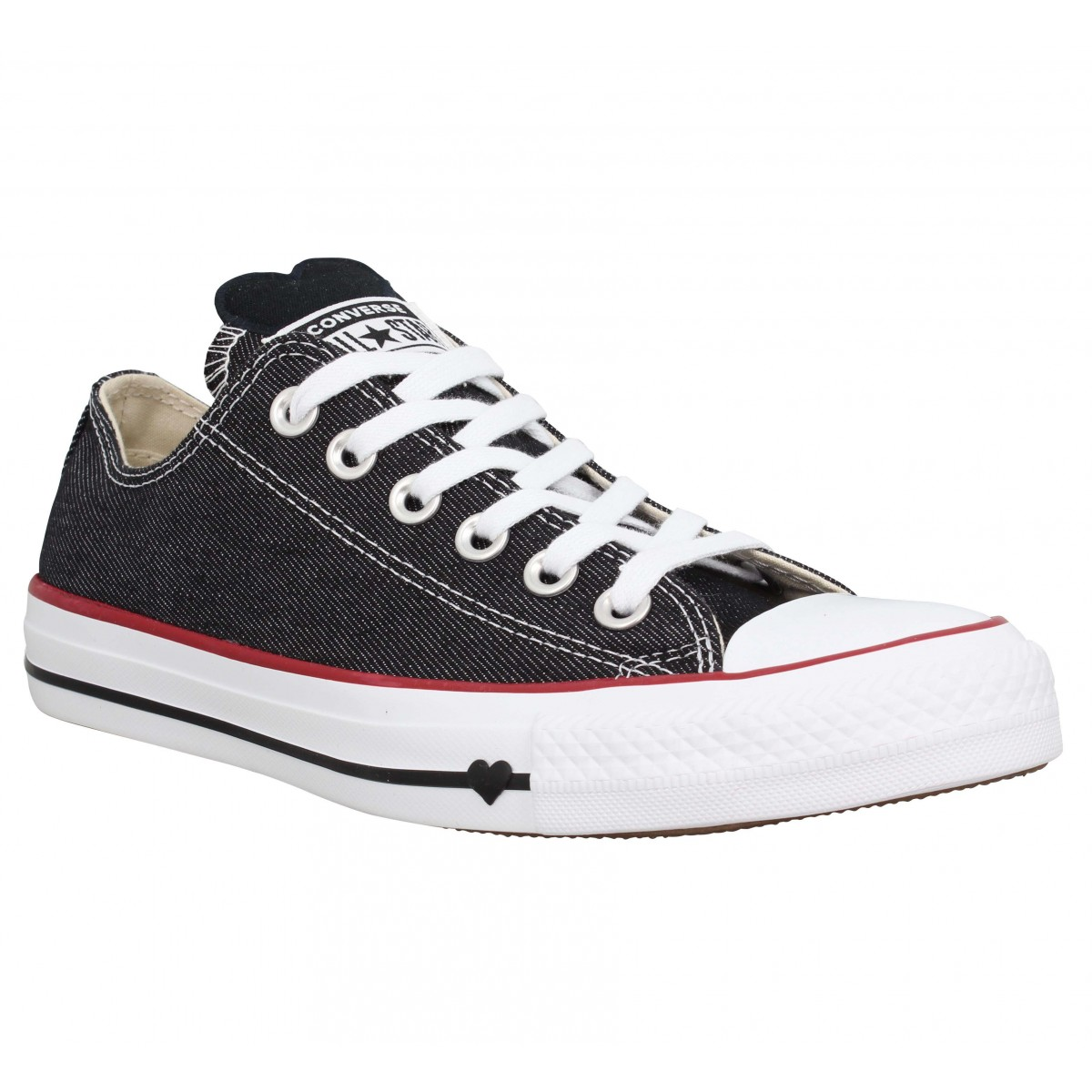 Baskets CONVERSE Chuck Taylor All Star toile Femme Jeans