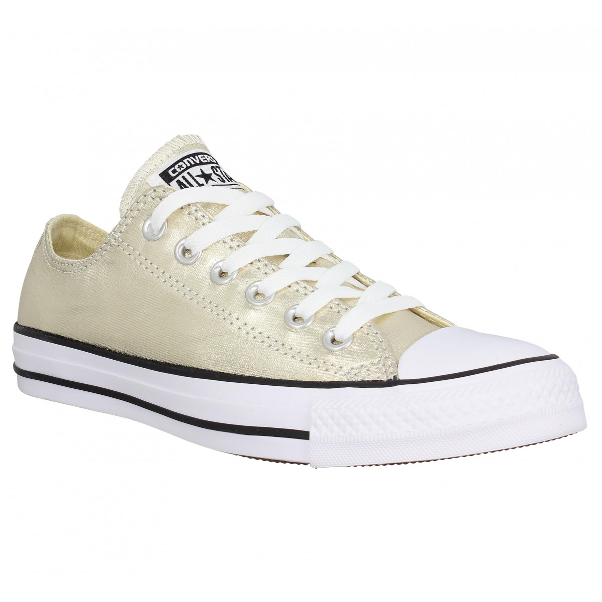 Baskets CONVERSE Chuck Taylor All Star toile New Gold