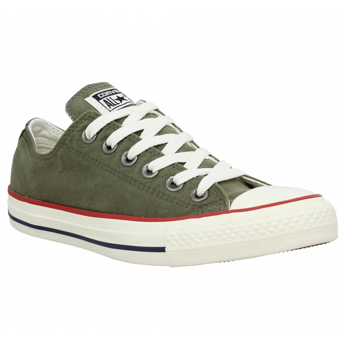 Baskets CONVERSE Chuck Taylor All Star toile Femme Olive