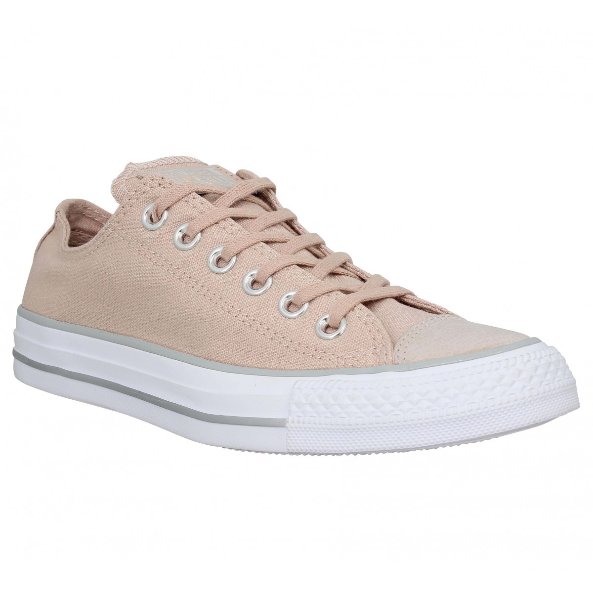 Baskets CONVERSE Chuck Taylor All Star toile Femme Particle