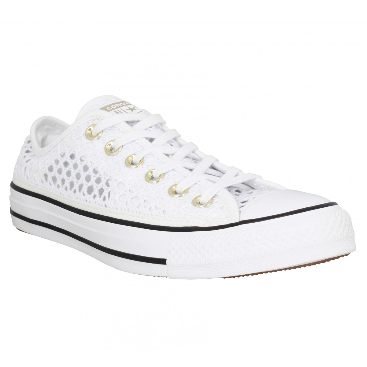 Baskets CONVERSE Chuck Taylor All Star toile Femme Resille