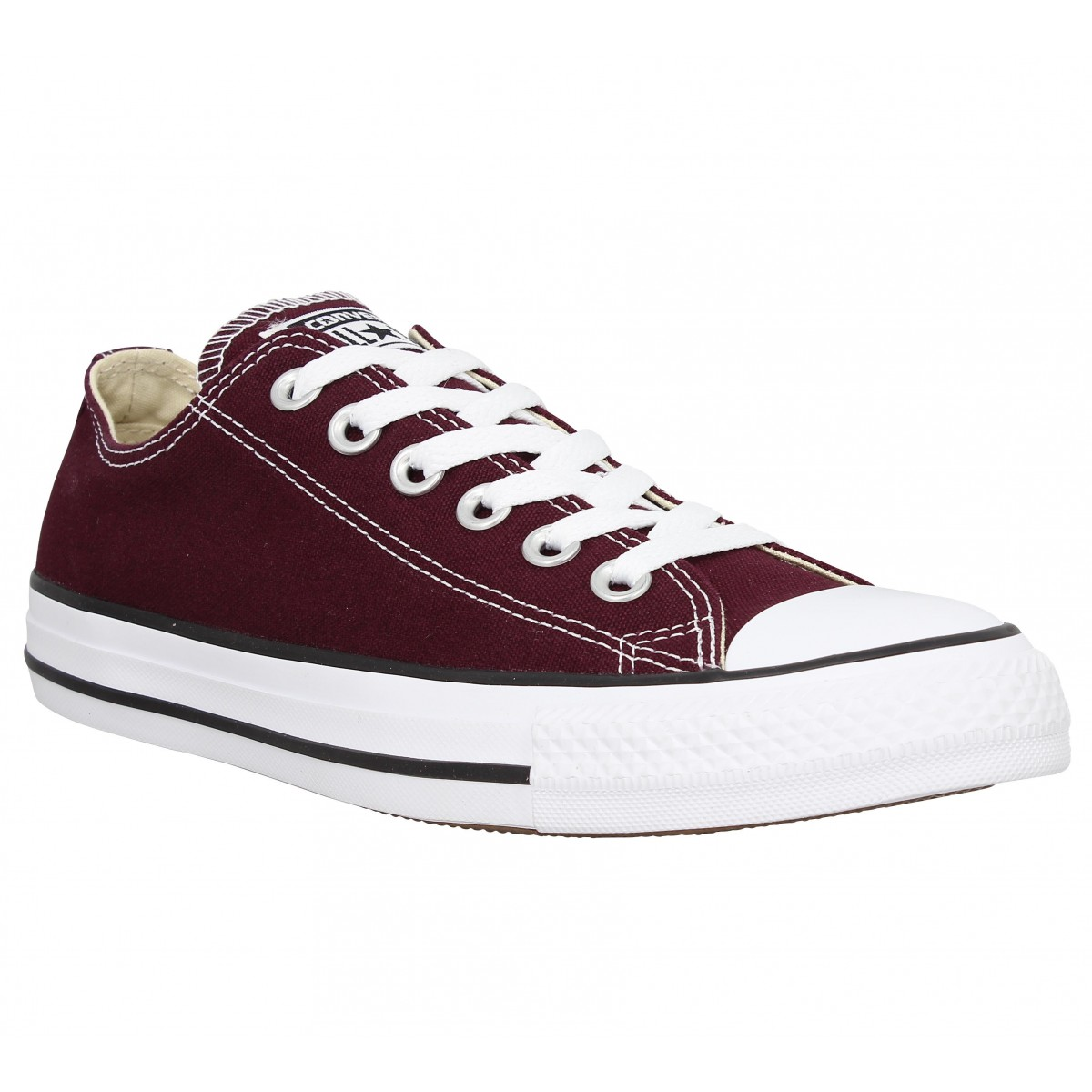 Baskets CONVERSE Chuck Taylor All Star toile Femme Sangria