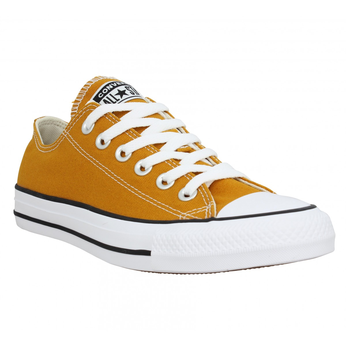 Baskets CONVERSE Chuck Taylor All Star toile Femme Yellow