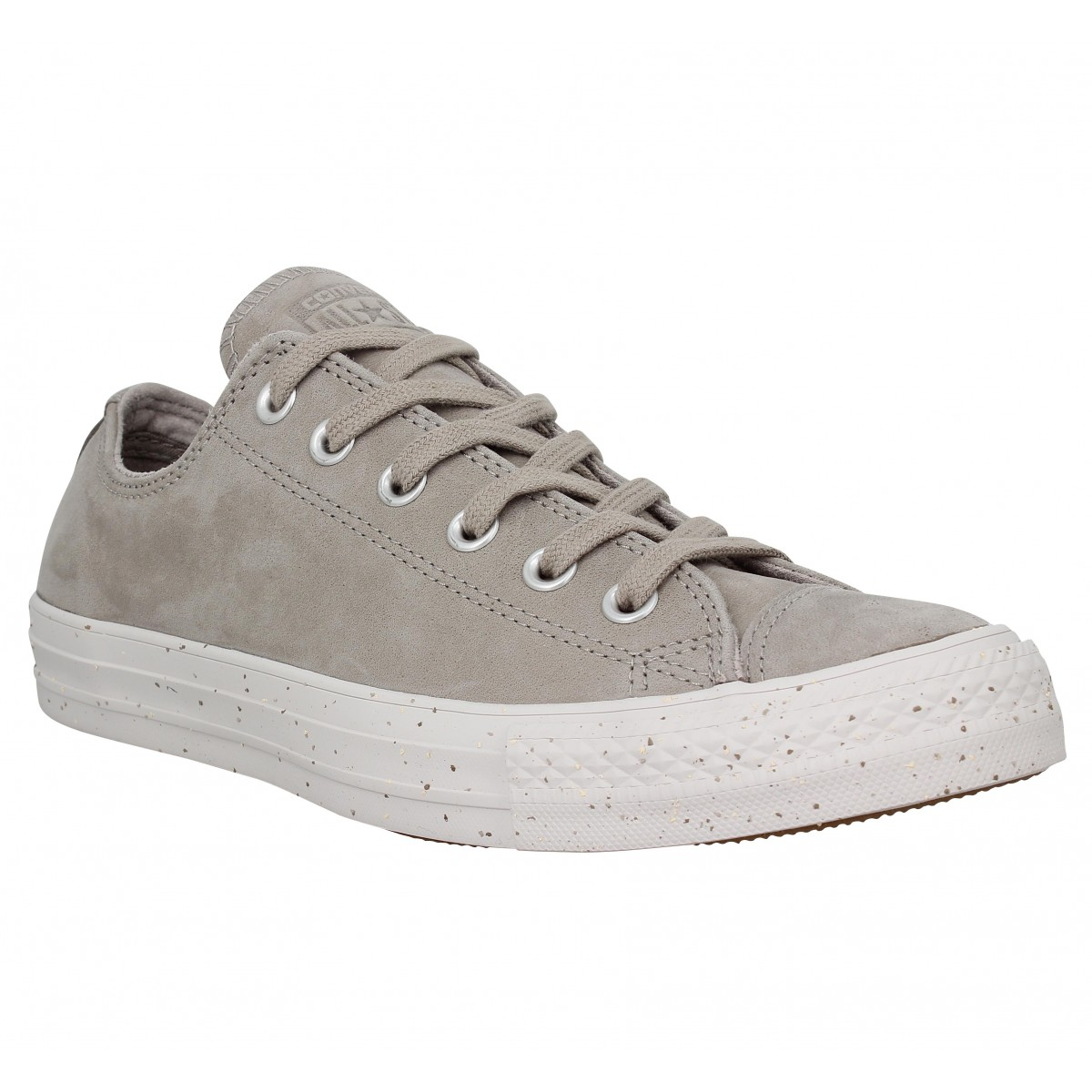 Baskets CONVERSE Chuck Taylor All Star velours Homme Pastel