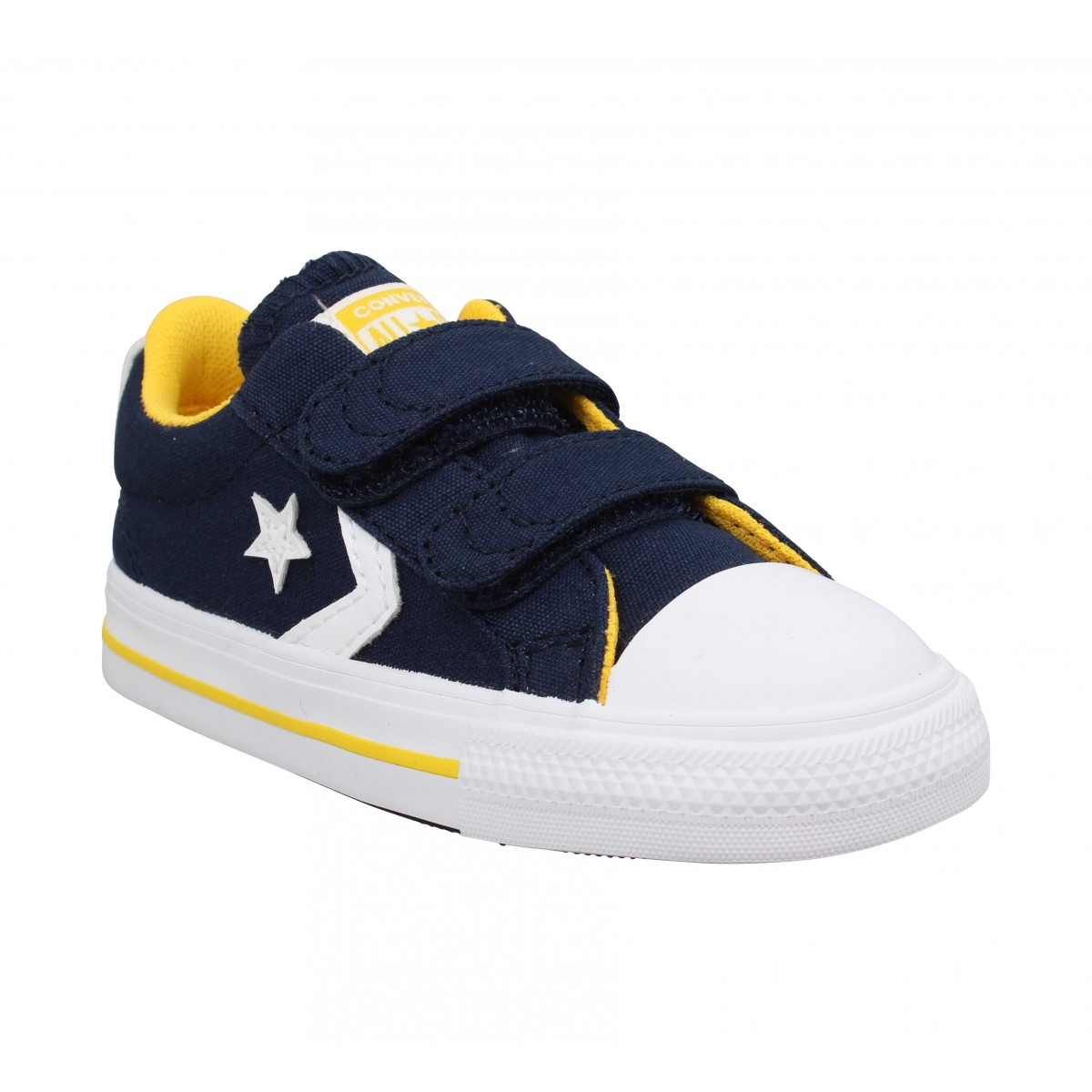 Baskets CONVERSE Star Player 2V OX toile Enfant Amarillo