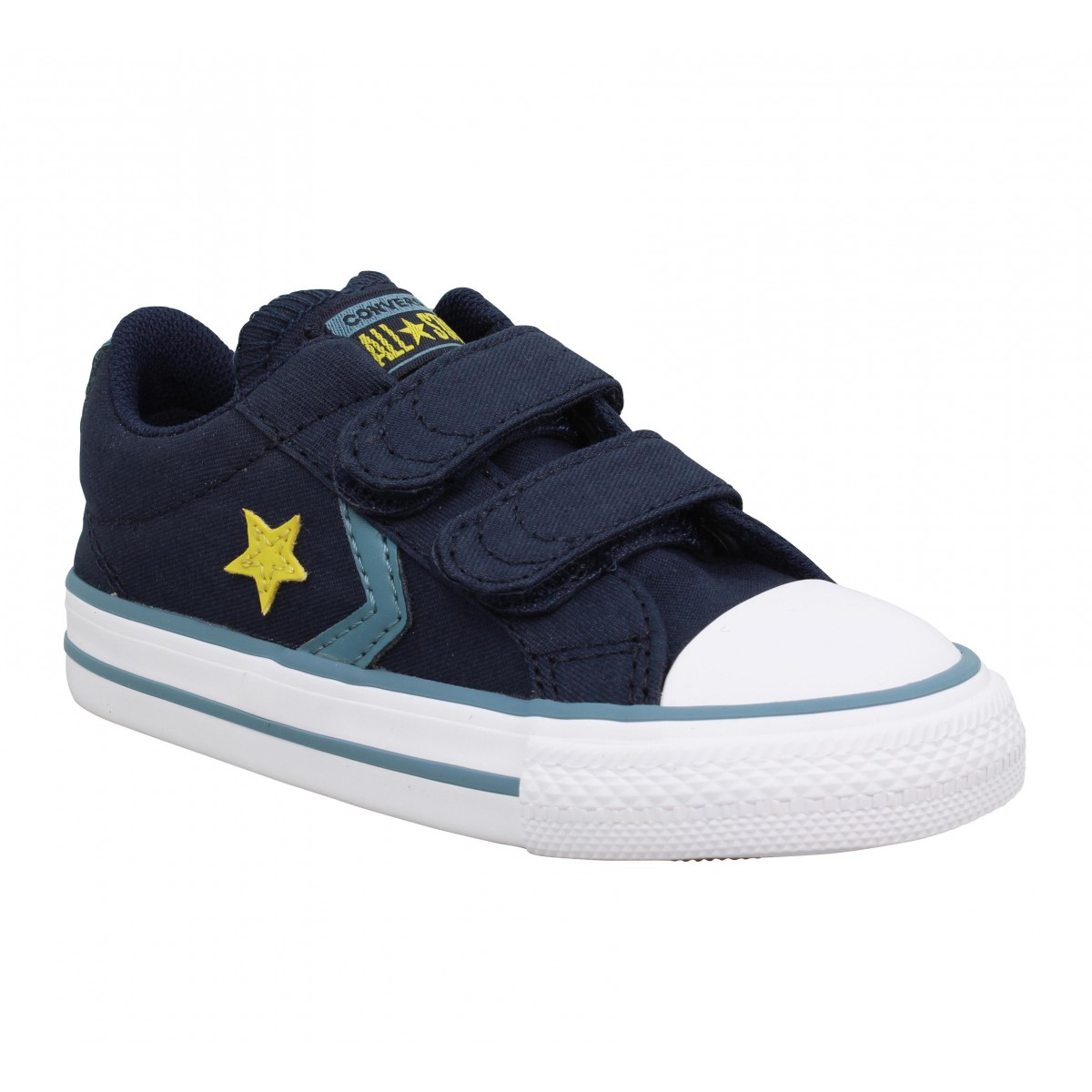 Baskets CONVERSE Star Player 2V OX toile Enfant Celeste
