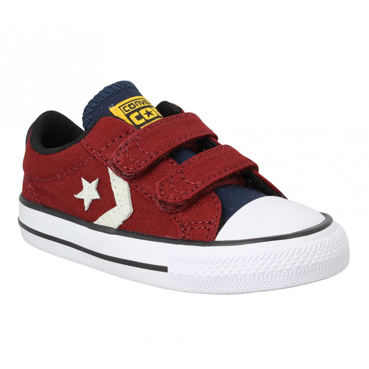 Baskets CONVERSE Star Player 2V toile Enfant Red