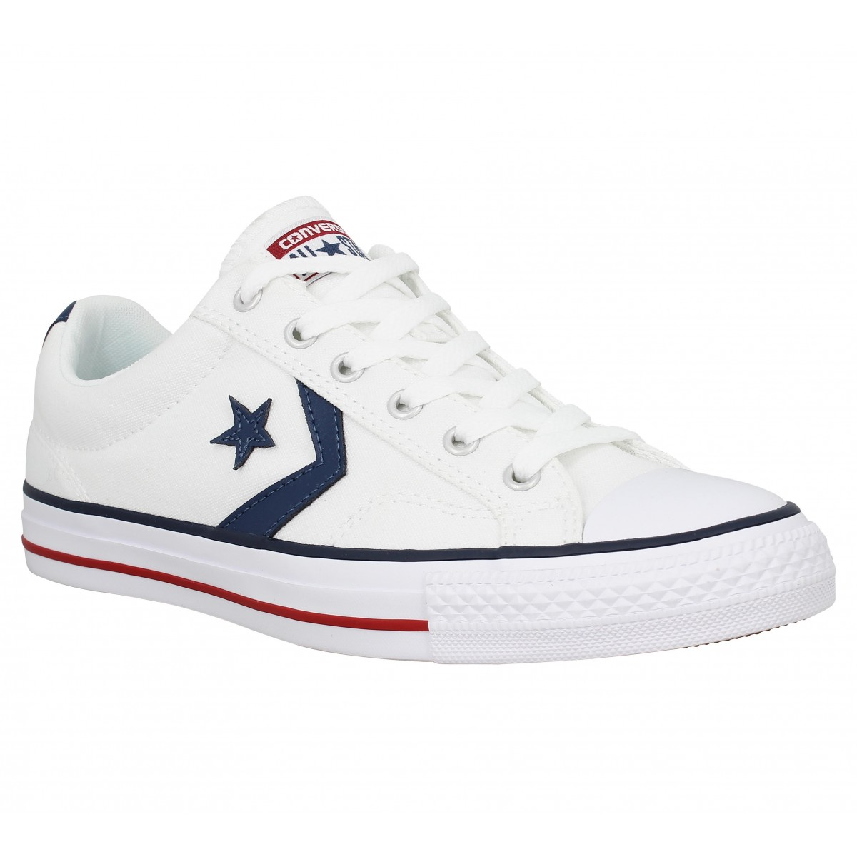 Baskets CONVERSE Star Player Homme Blanc