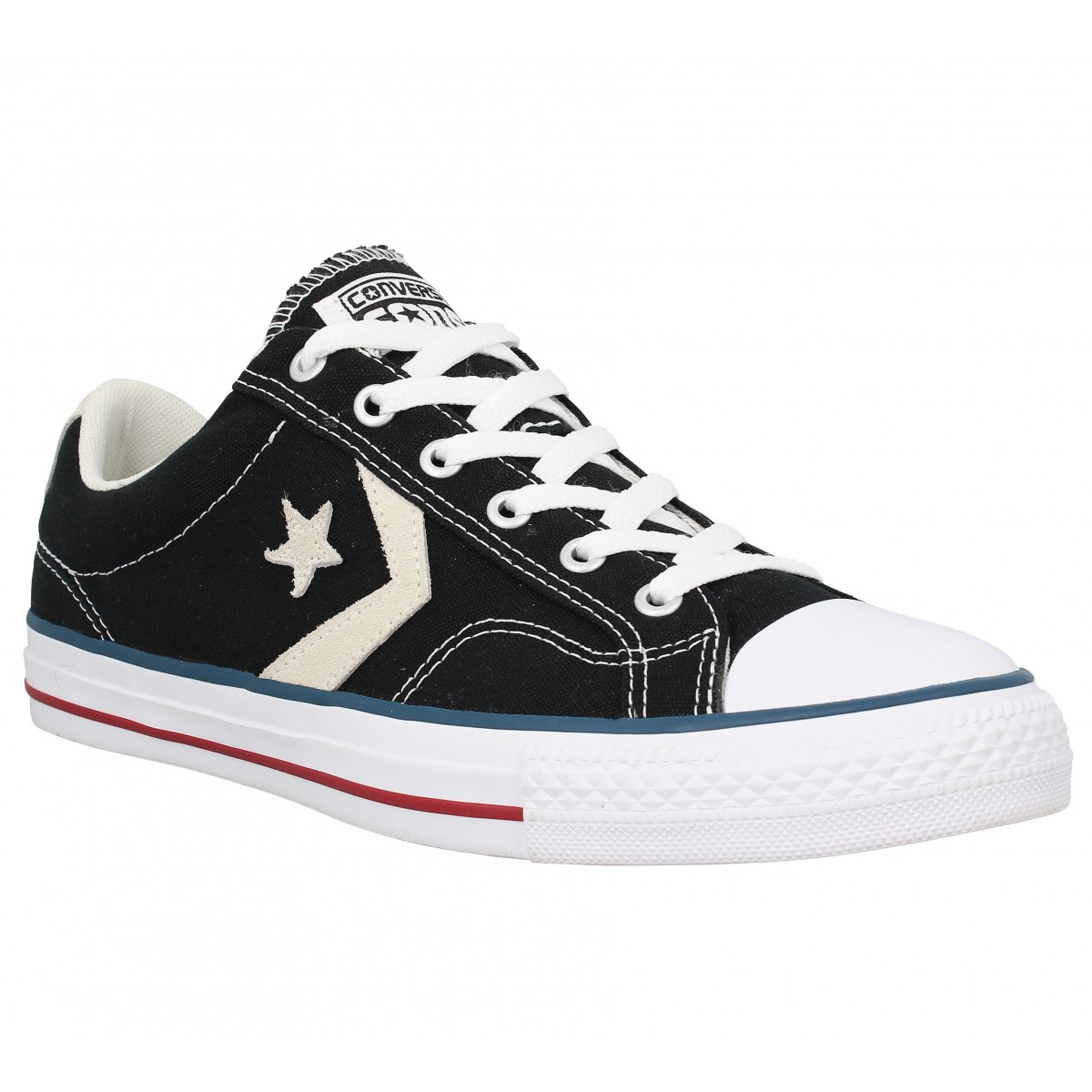 Baskets CONVERSE Star Player Homme Noir