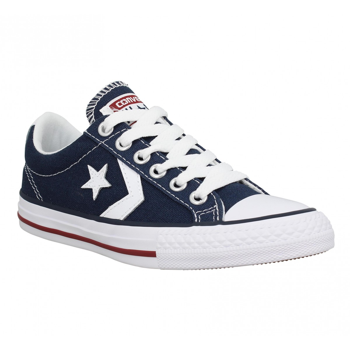 Baskets CONVERSE Star Player toile Enfant Navy