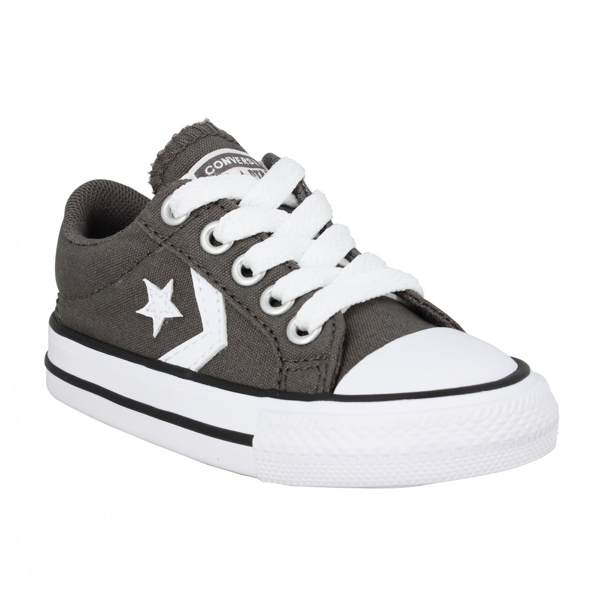 Baskets CONVERSE Star Player toile Enfant Rock