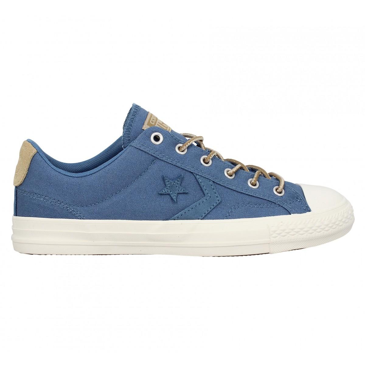 converse bleu vintage