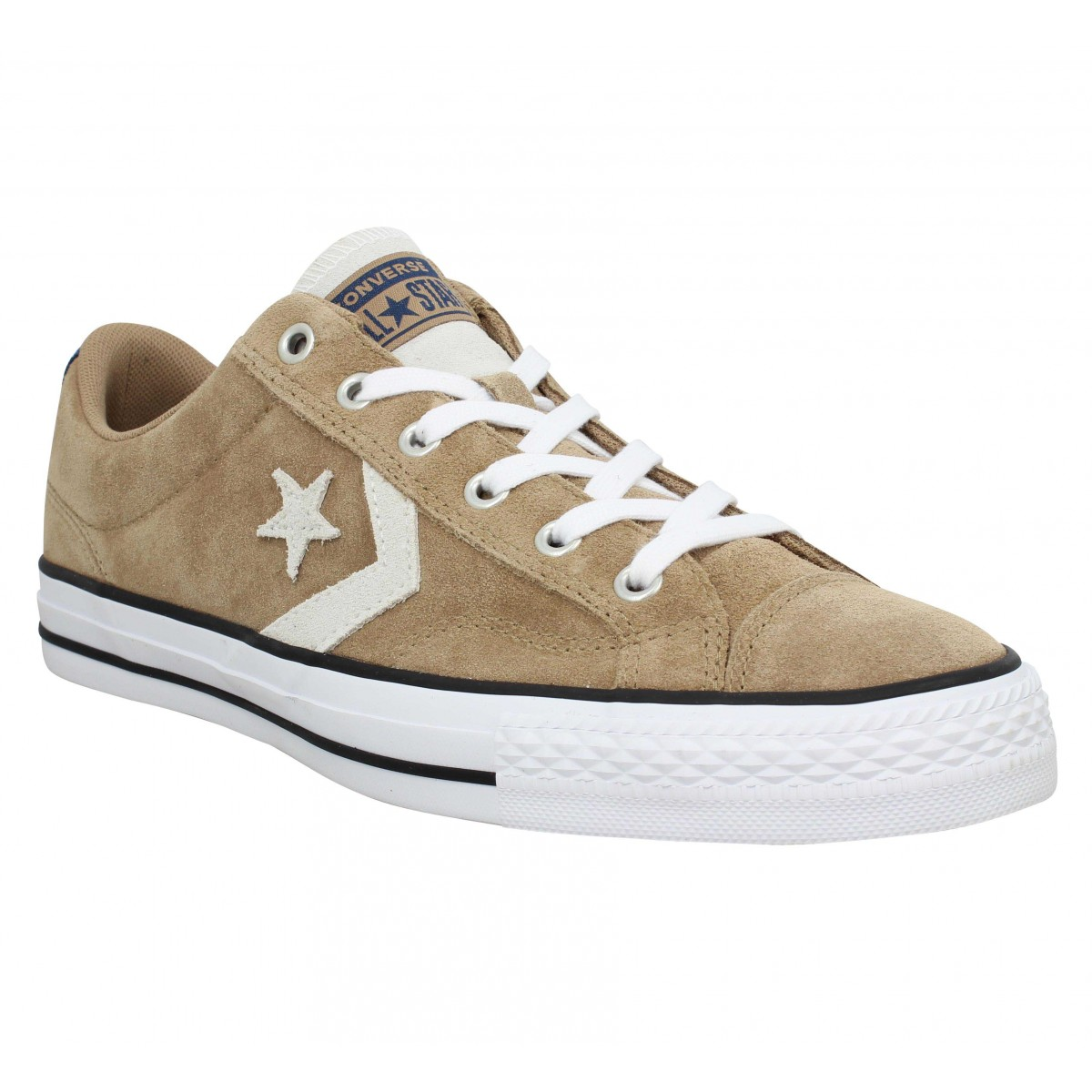 Converse Star Marron Homme Player Velours X8wnO0Pk