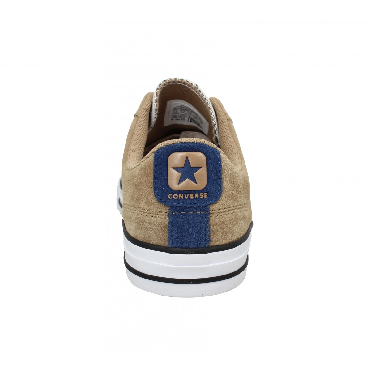 Converse star player velours homme marron homme | Fanny