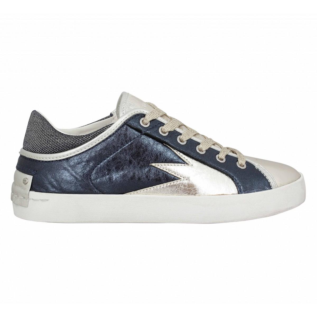 Appelez Pane - Chaussures De Sport Pour Femmes / Palladium Bleu Q14IFO8z