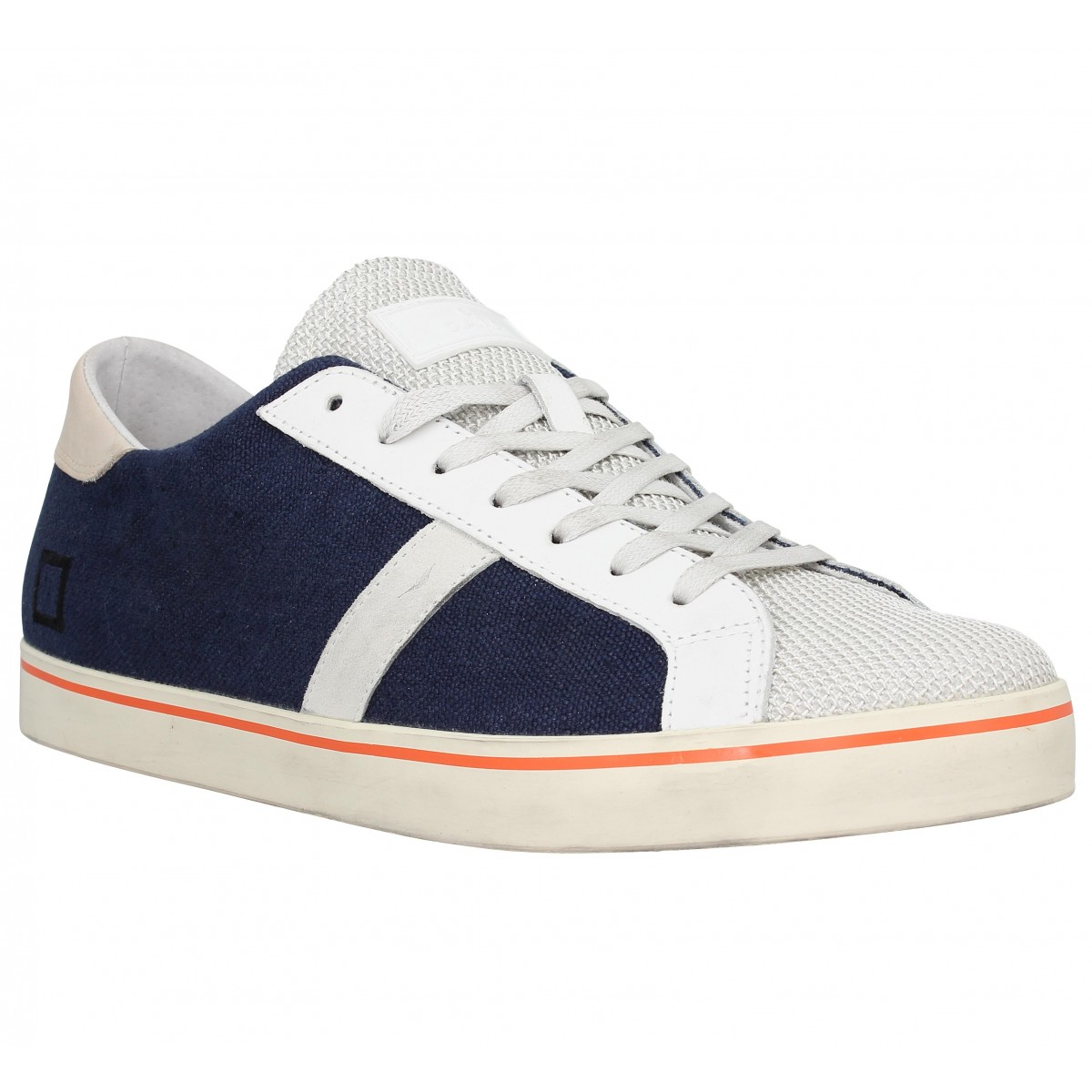 Baskets D.A.T.E Hill Low Homme Blue