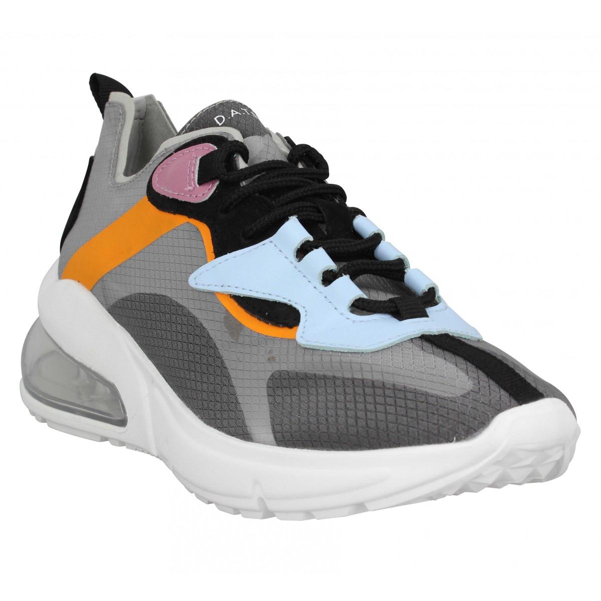 D.A.T.E Femme Date Sneakers Aura Honey...