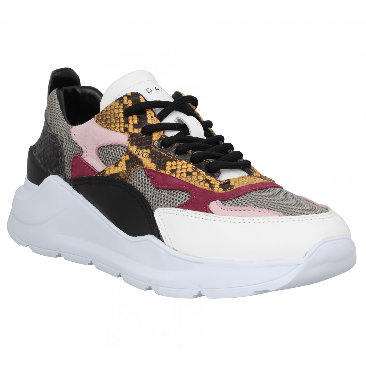 D.A.T.E Marque Date Sneakers Fuga Python...