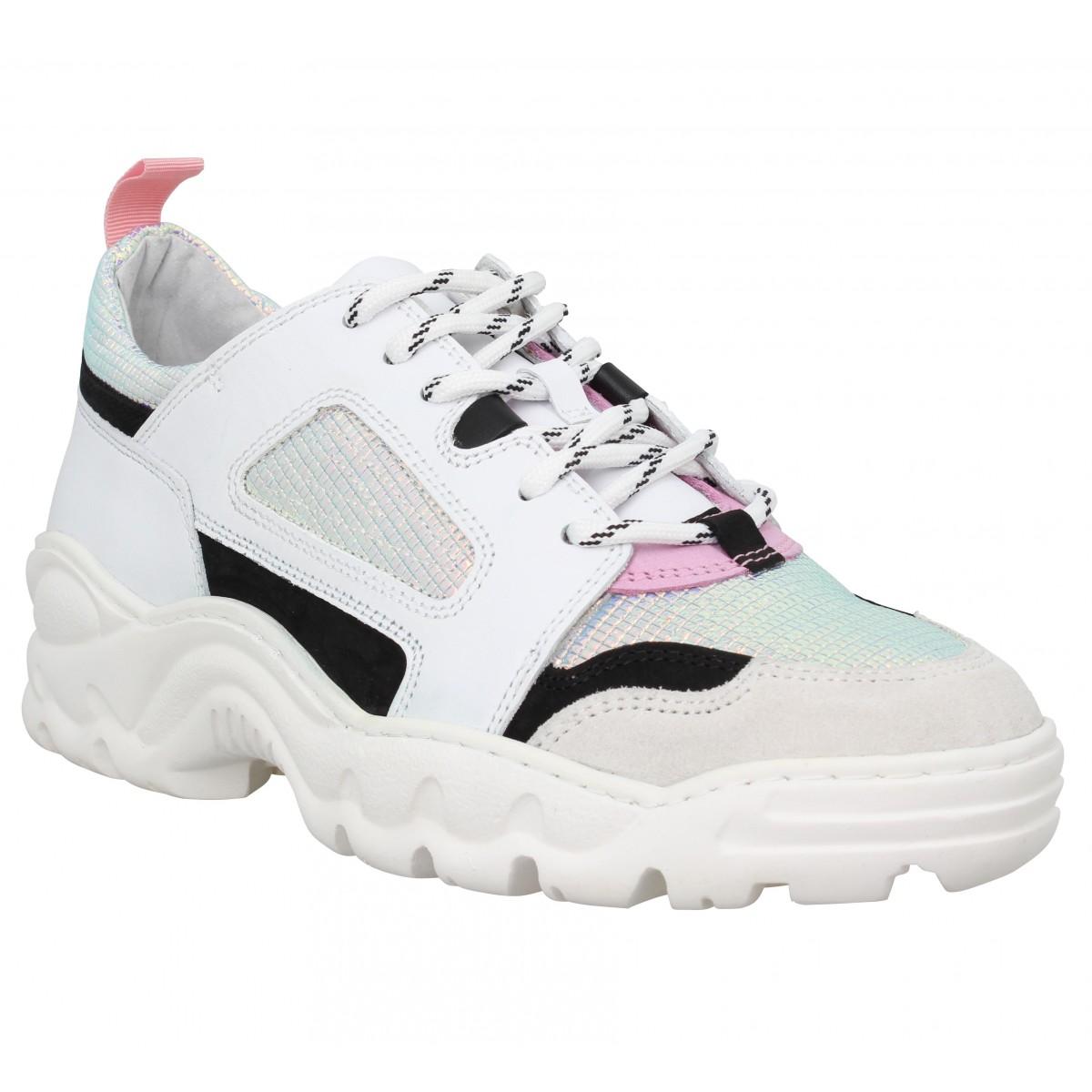 D.A.T.E Femme Date Sneakers Prozac...