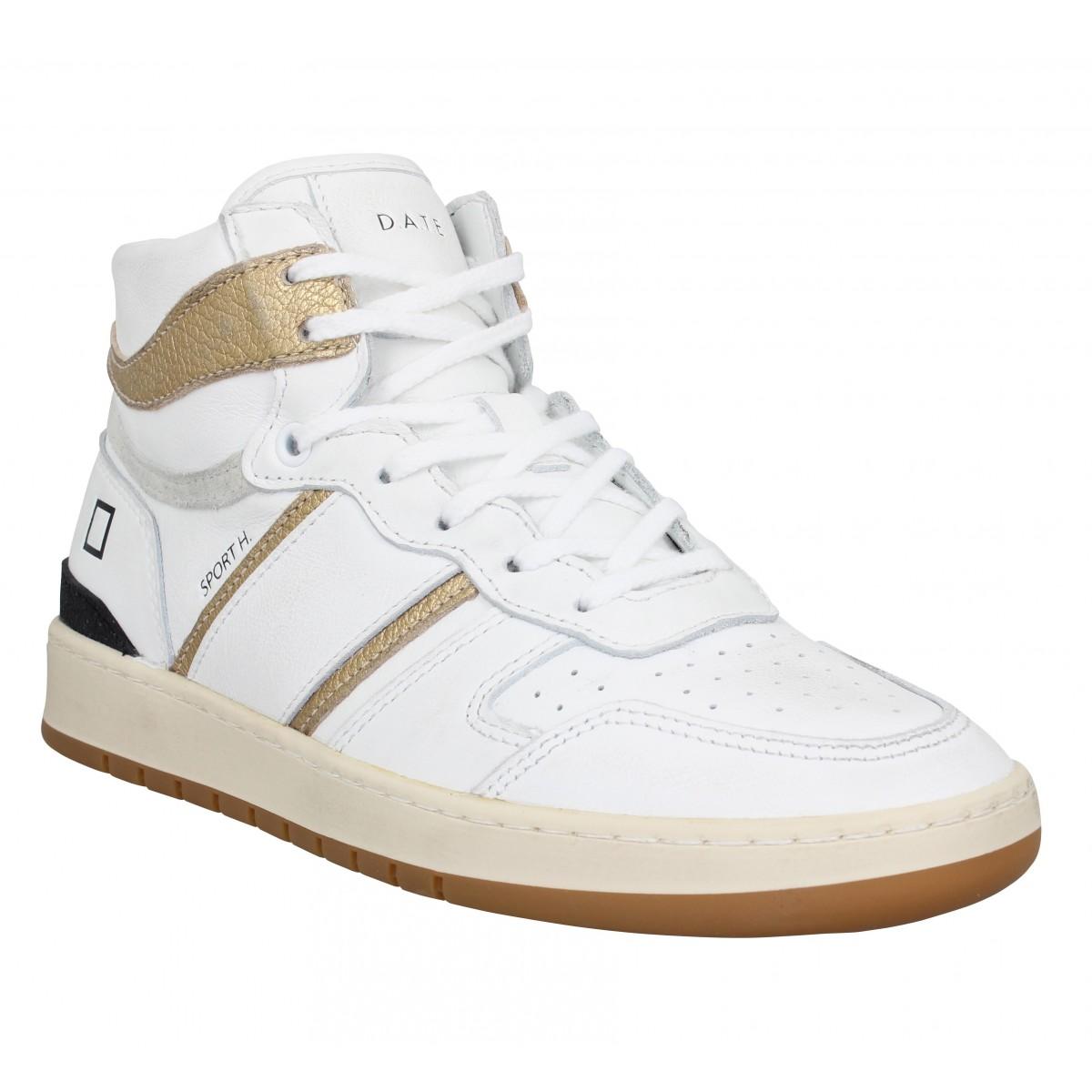 D.A.T.E Femme Date Sneakers Sport High...