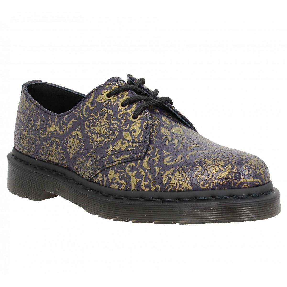 Chaussures à lacets Dr MARTENS 1461 baroque Femme Violet