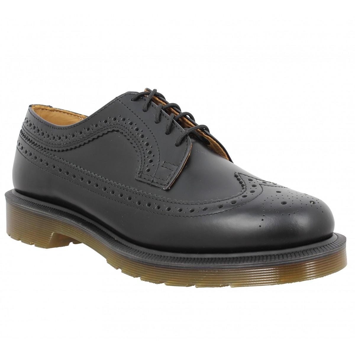Dr Martens Homme 3989 Smooth-40-noir