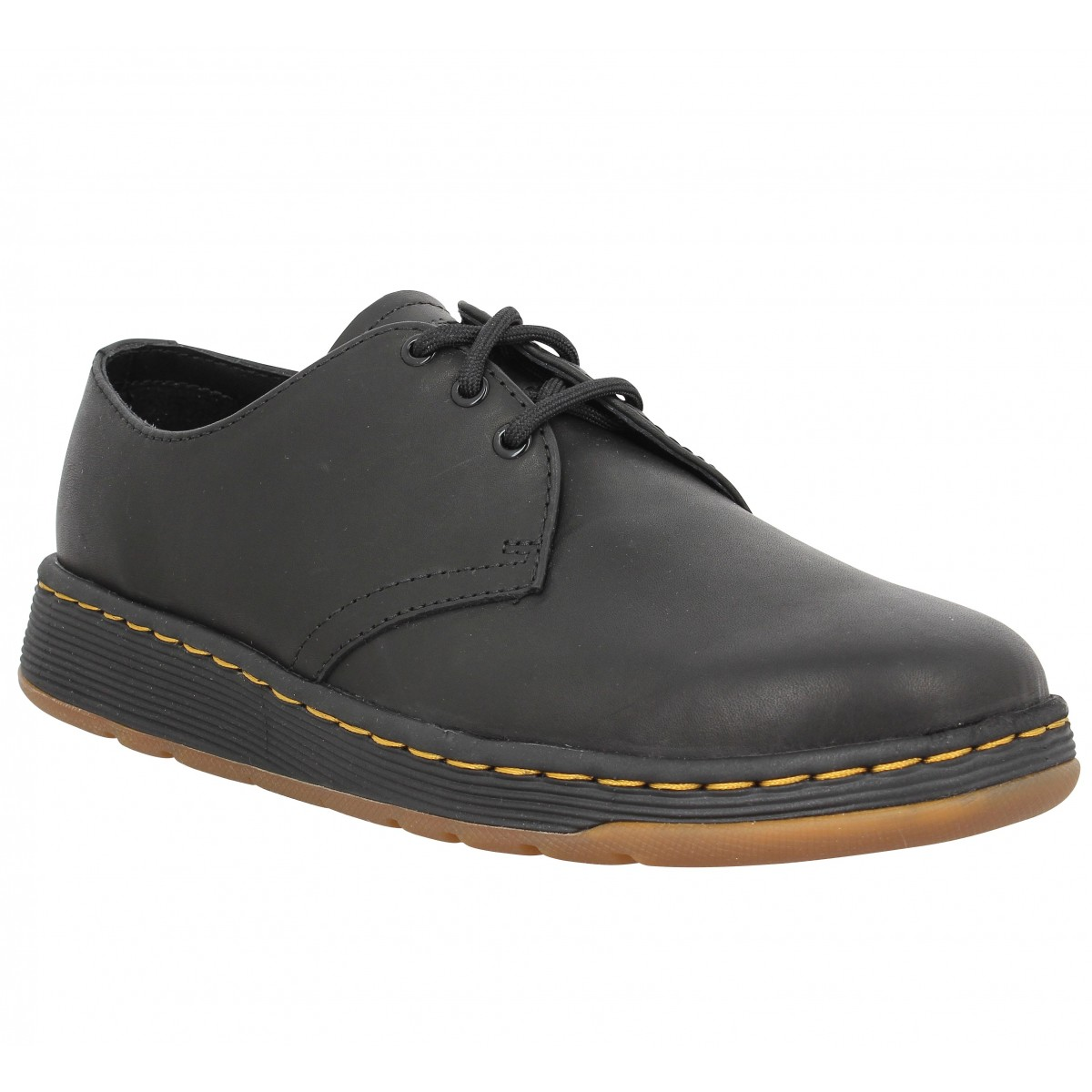 Chaussures à lacets Dr MARTENS Cavendish Femme Noir