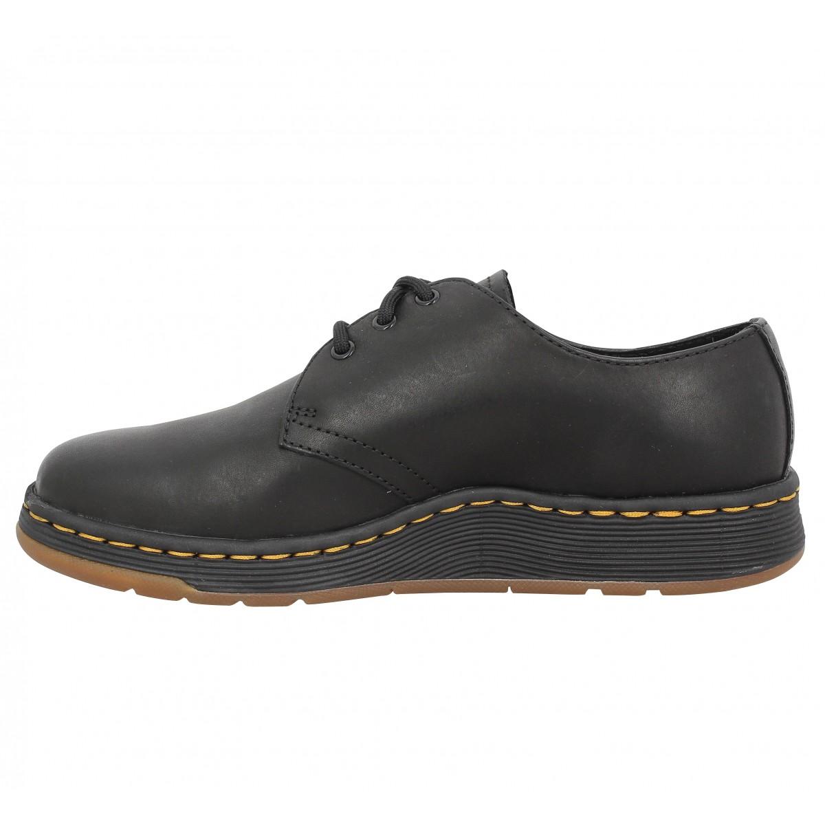 Dr martens cavendish femme noir femme   Fanny chaussures