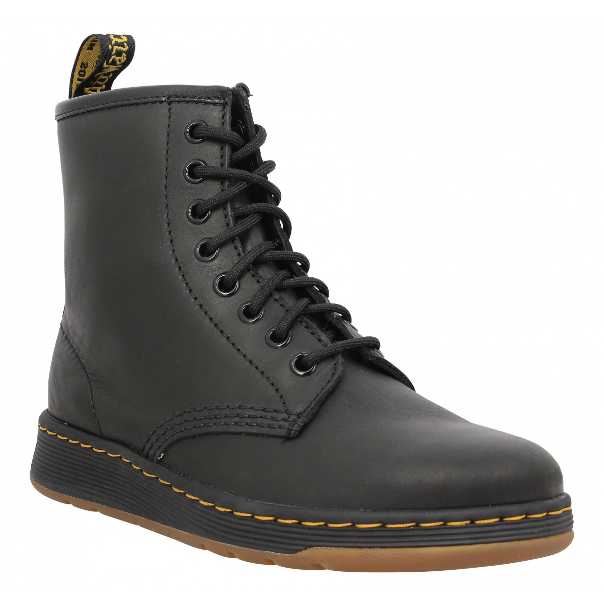 soldes dr martens newton femme noir femme fanny chaussures. Black Bedroom Furniture Sets. Home Design Ideas
