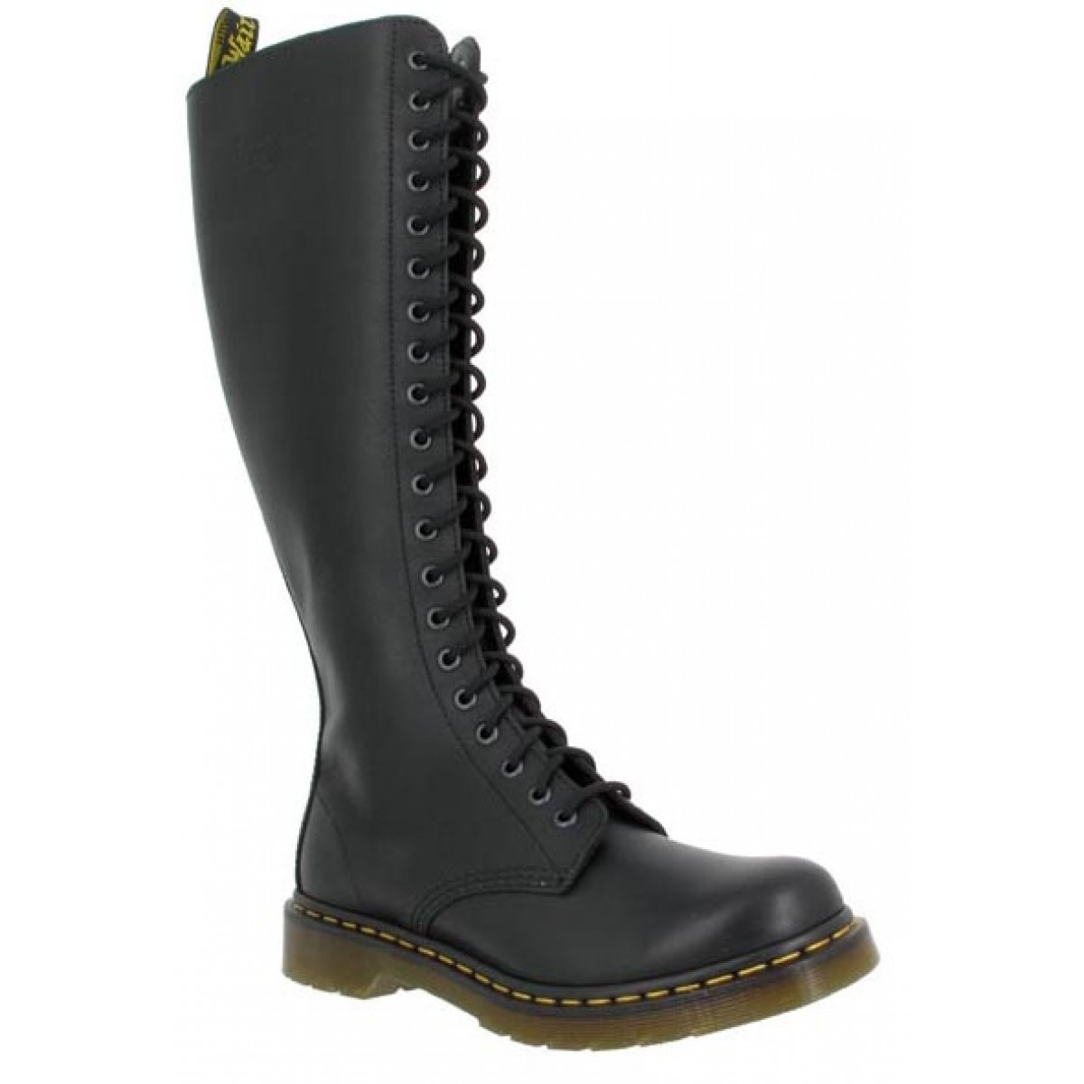 Bottes Dr MARTENS Zip Boot 20 Box Femme Noir