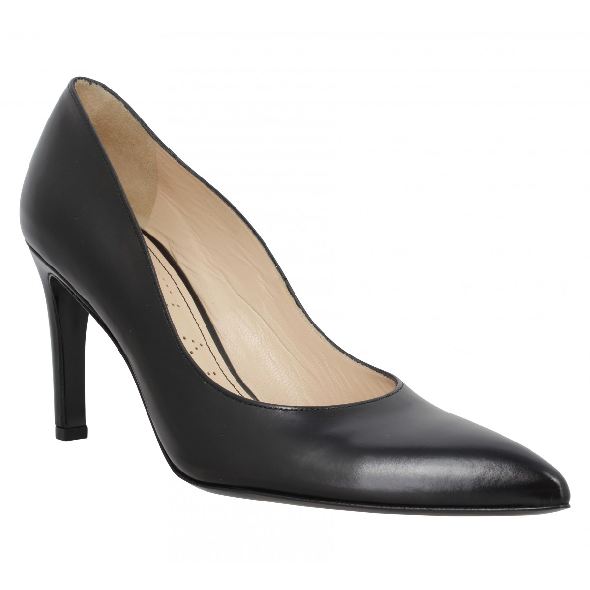 Free Lance Marque Forel 7 Pumps Cuir...
