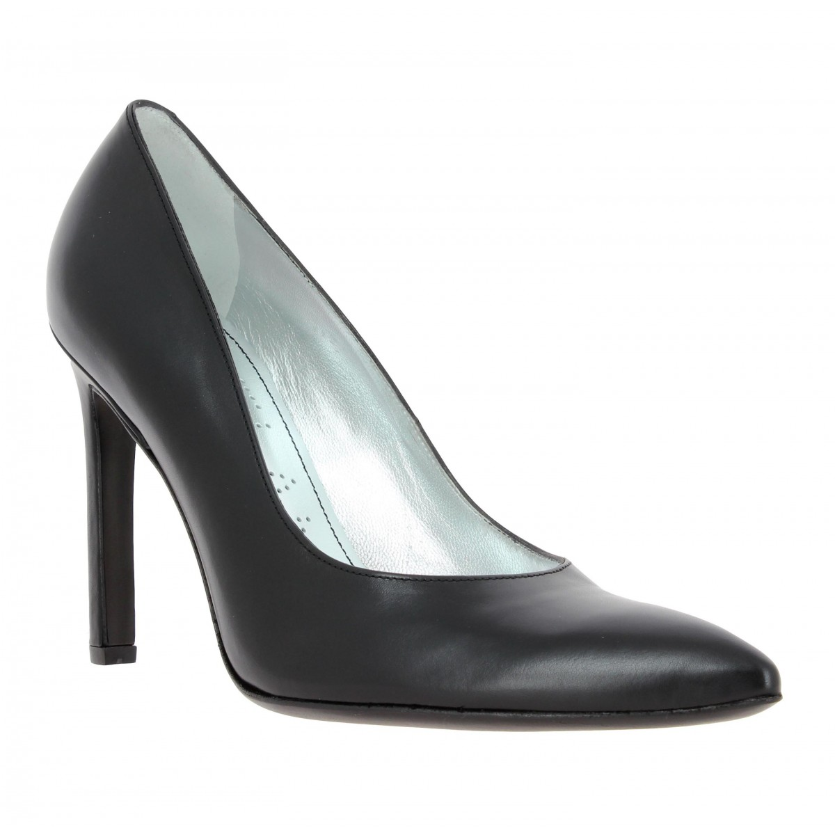 Escarpins FREE LANCE Forel 9 Pumps cuir Femme Noir