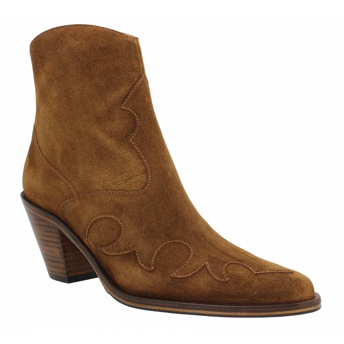 Free Lance Marque Jane 7 West Zip Boot...