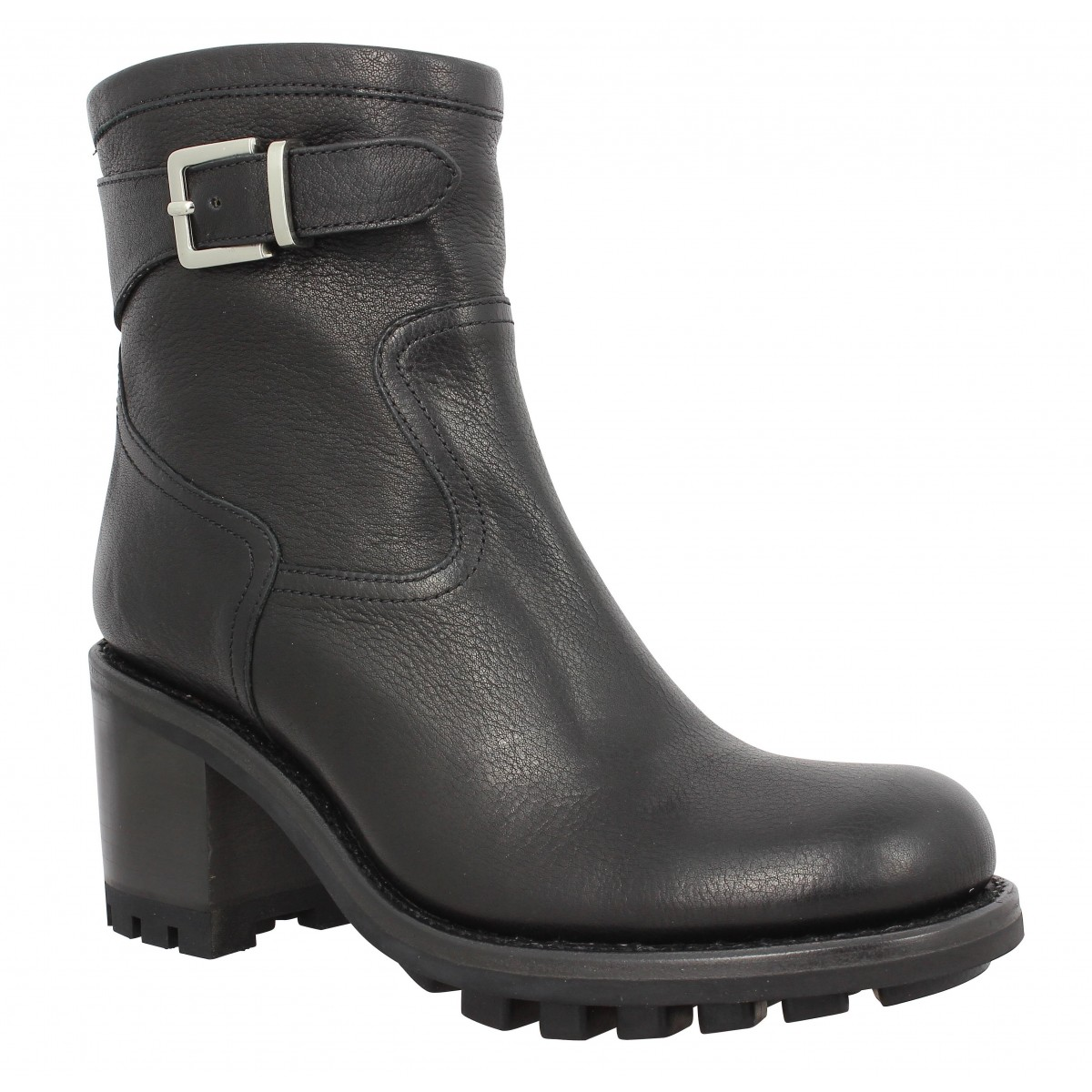 Bottines FREE LANCE Justy 7 Little Cavaliere Noir
