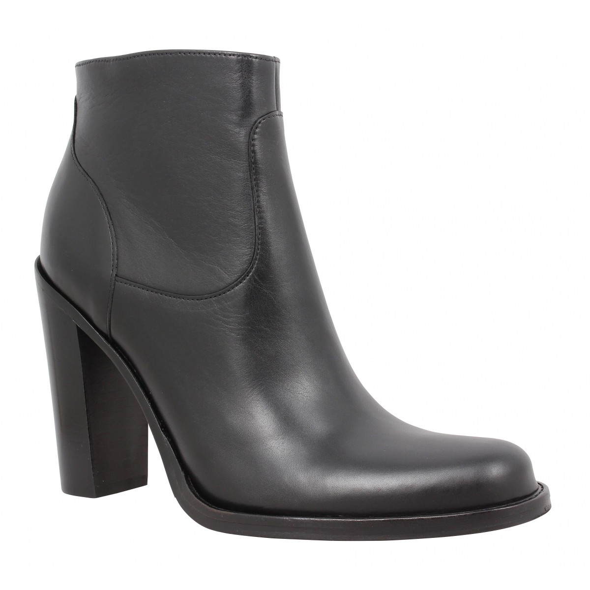 Bottines FREE LANCE Legend 9 Zip Boot Noir