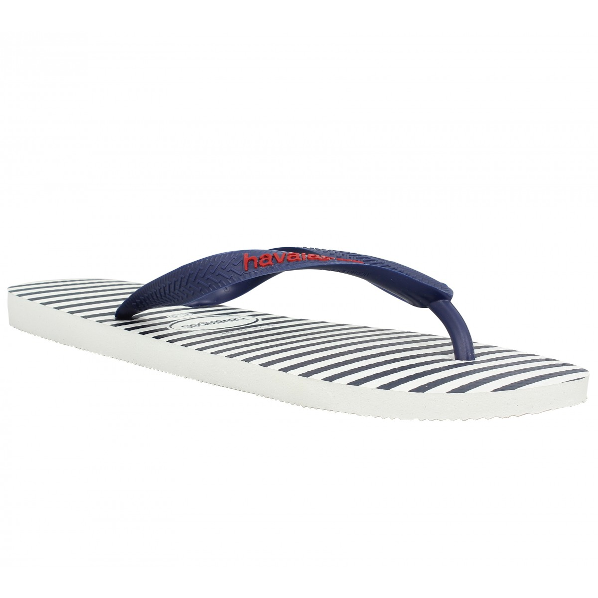 Tongs HAVAIANAS Top Nautical caoutchouc Homme Navy