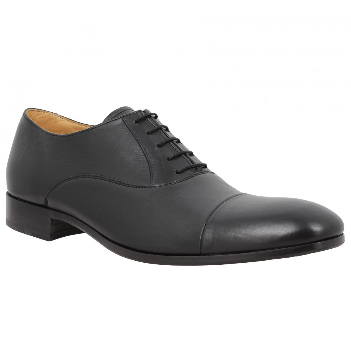 Chaussures à lacets HESCHUNG Malus Homme Noir