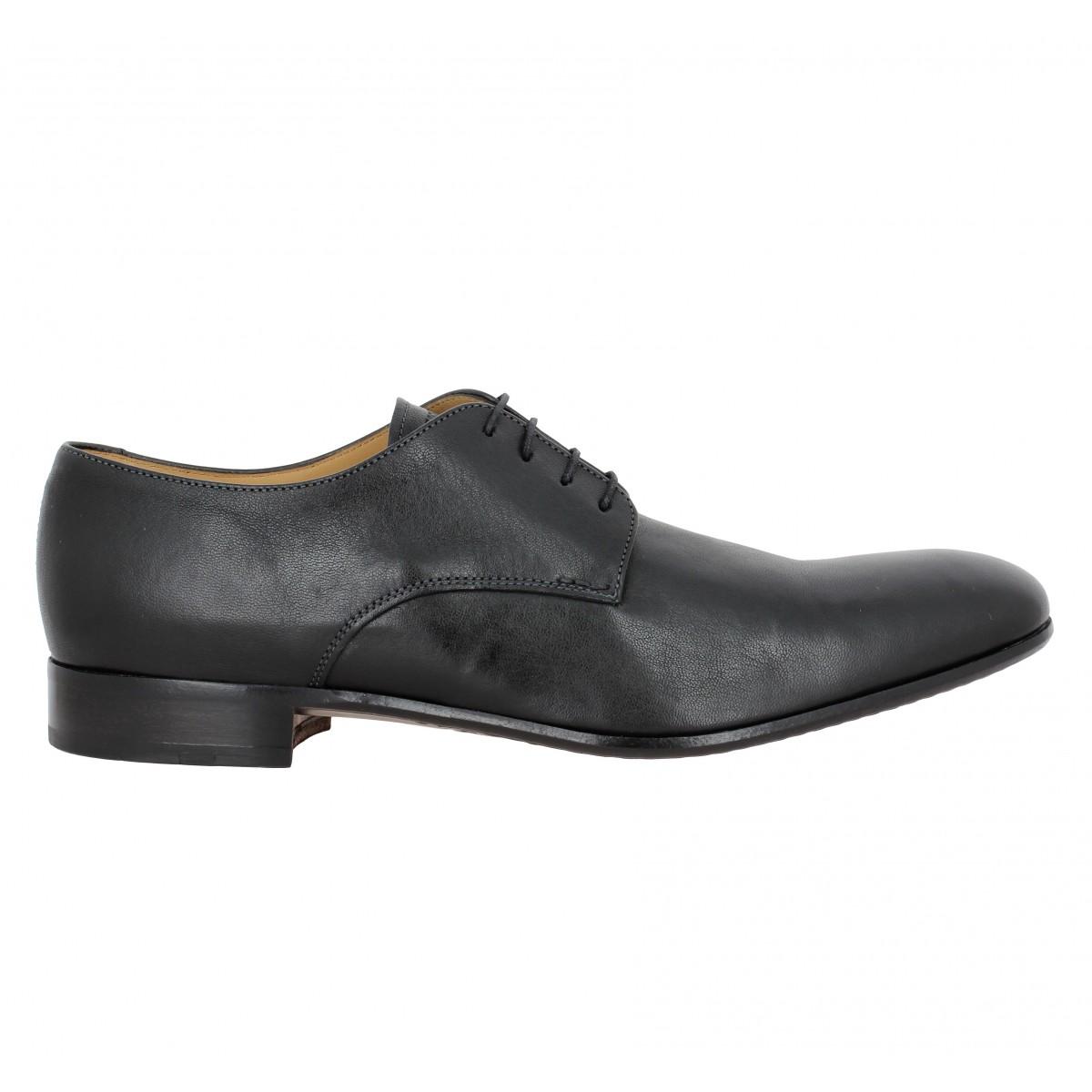 heschung nerium safari cuir homme noir fanny chaussures. Black Bedroom Furniture Sets. Home Design Ideas