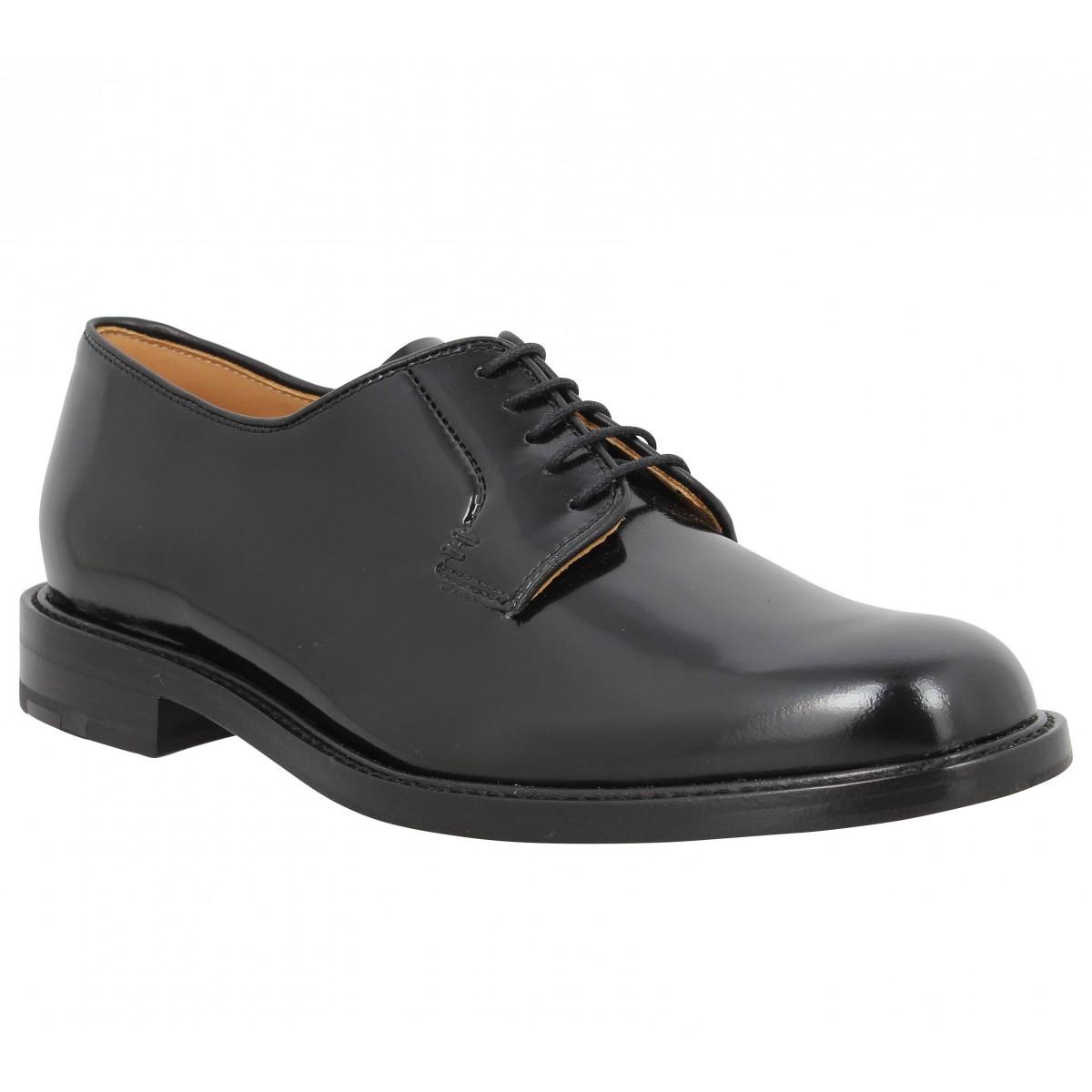 Chaussures à lacets HESCHUNG Opale Femme Noir