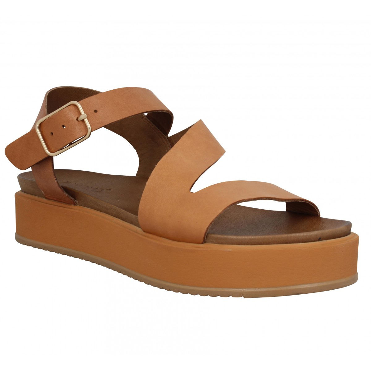 Inuovo Femme 12003 Cuir -35-coconut
