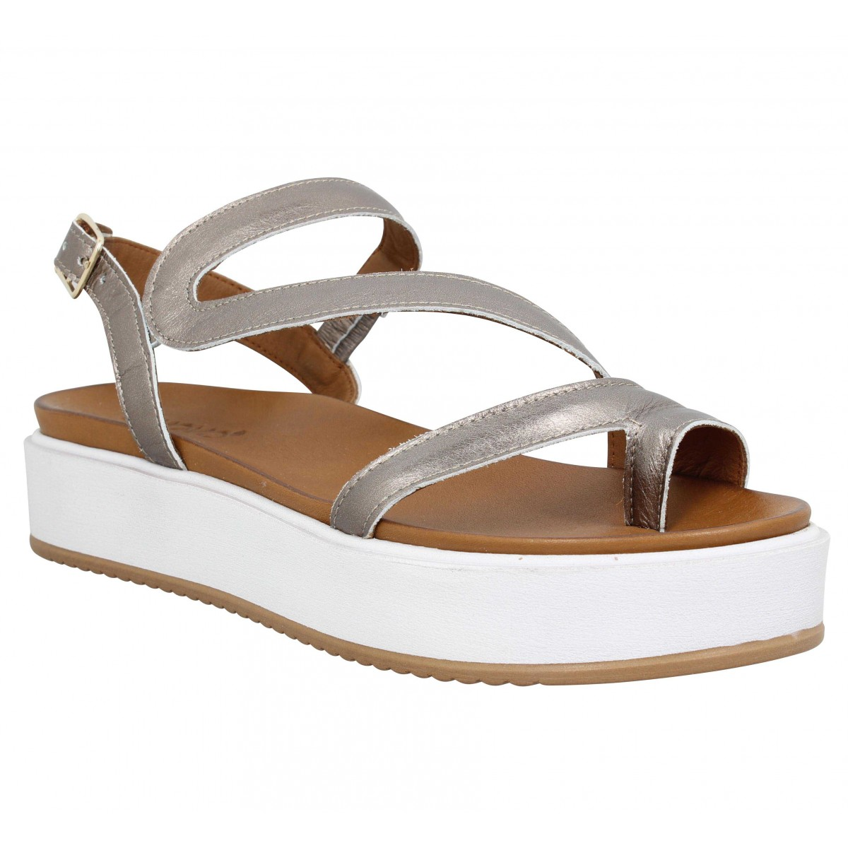 Inuovo Femme 8716 Cuir -35-pewter