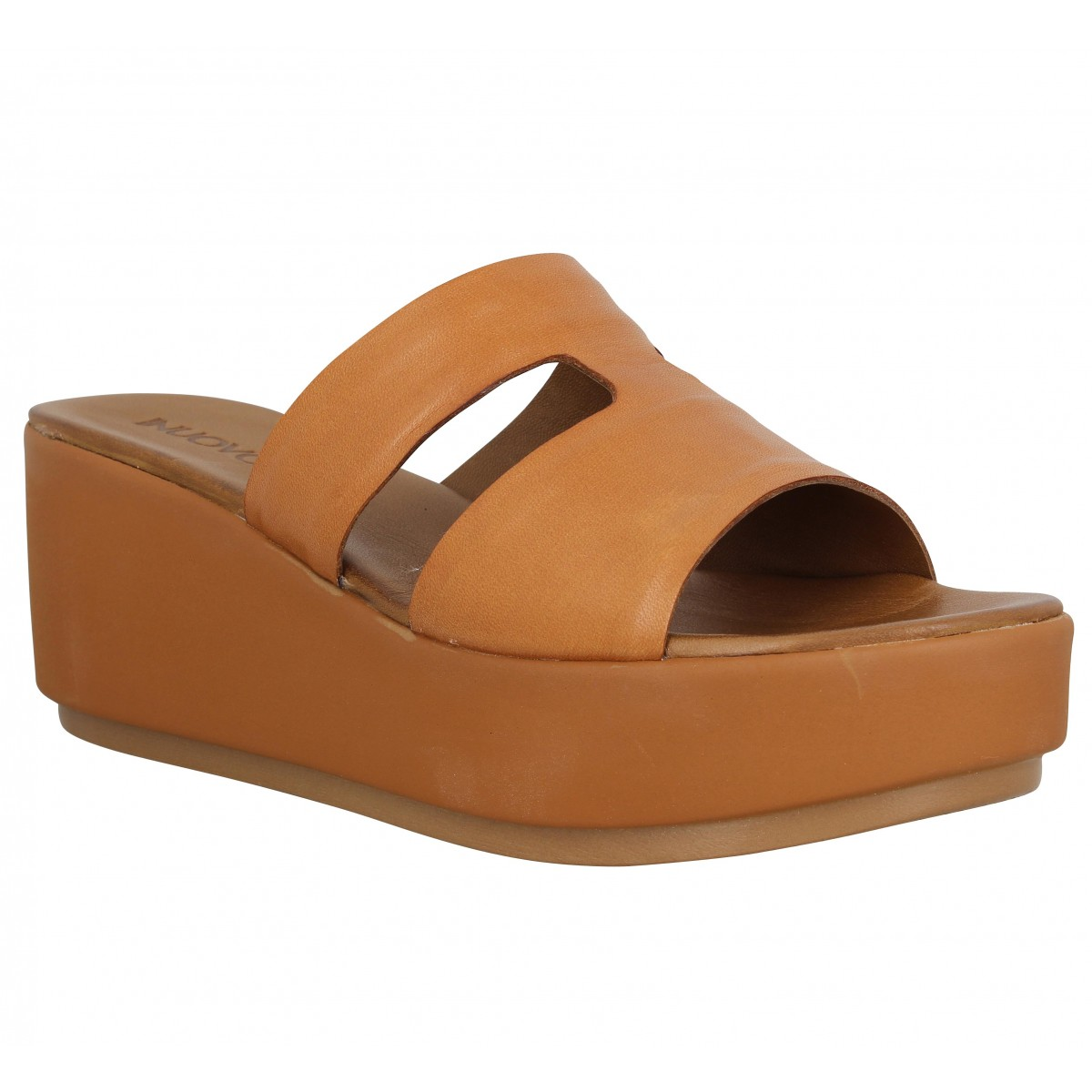 Inuovo Femme 8758 Cuir -40-coconut