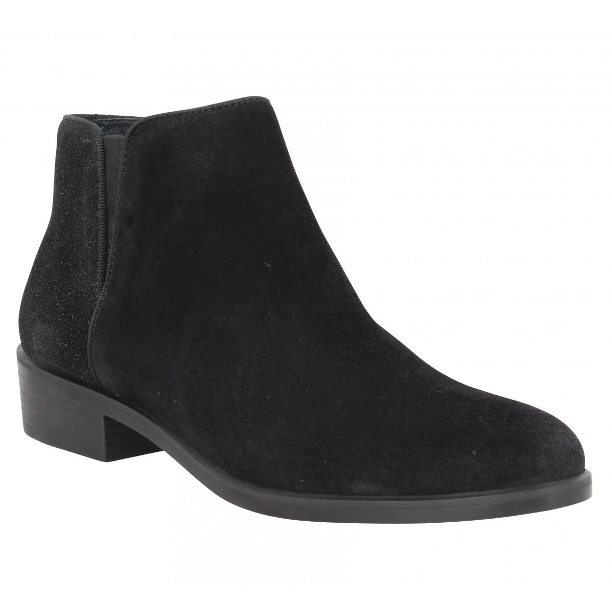 Kanna Femme 1770 Velours -35-noir
