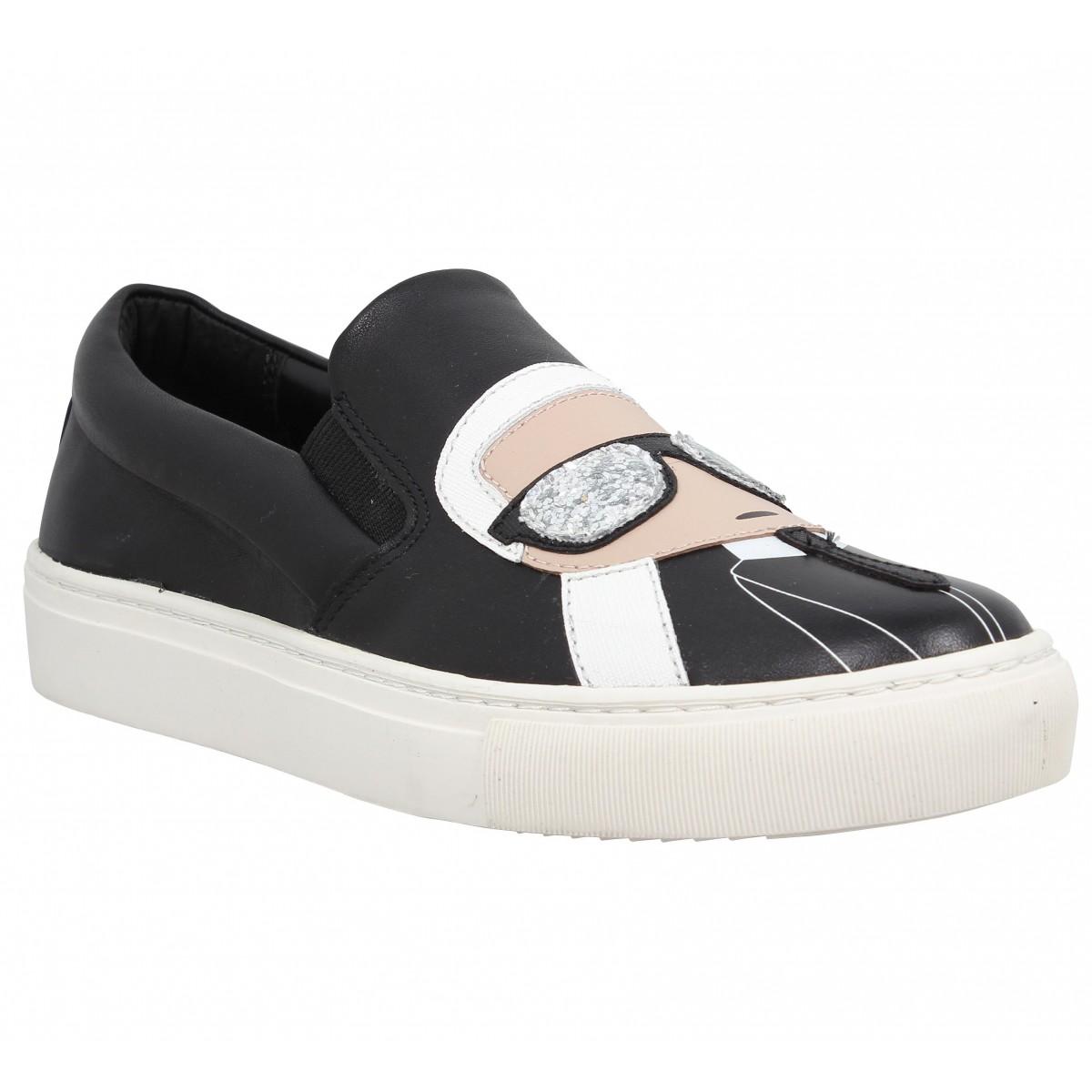 chaussure karl lagerfeld femme